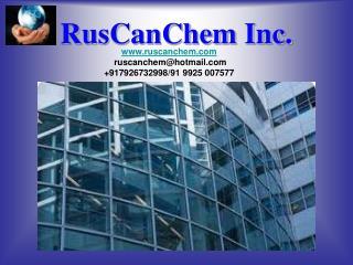 RusCanChem Inc.
