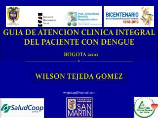 WILSON TEJEDA GOMEZ