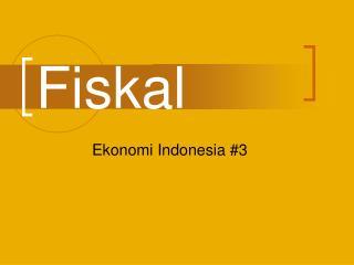 Fiskal