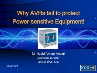 AVR                 :