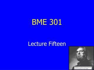 BME 301