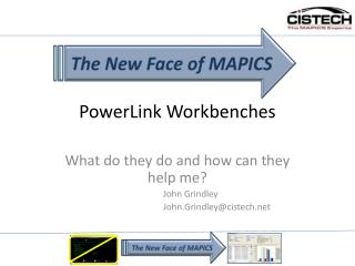 PowerLink Workbenches