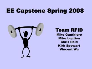 EE Capstone Spring 2008