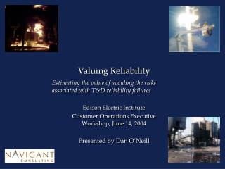 Valuing Reliability