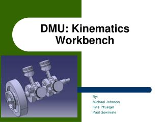 DMU: Kinematics Workbench