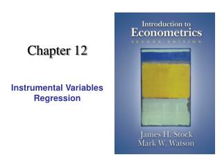 Instrumental Variables Regression