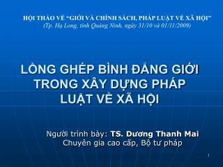 LNG GH P B NH  NG GII TRONG X Y DNG PH P LUT V X  HI