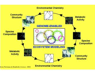 Types of models for systems biology
