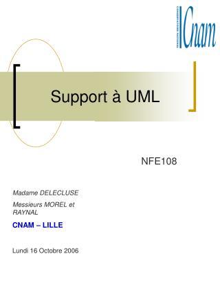 Support   UML