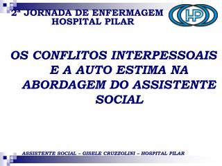 2  JORNADA DE ENFERMAGEM HOSPITAL PILAR