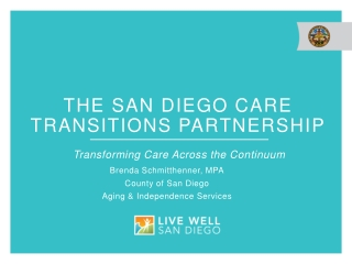 Care Transitions: Best Practices in Reducing Readmissions