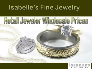 Wholesale Jewelry in New York