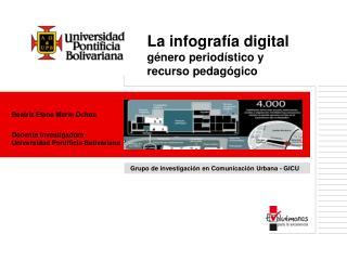 La infograf a digital g nero period stico y         recurso pedag gico