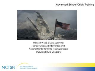 Advanced School Crisis Training