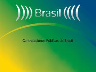 Brazil Electronic Government Procurement  ExpoXangai   feb