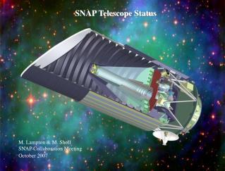 SNAP Telescope Status