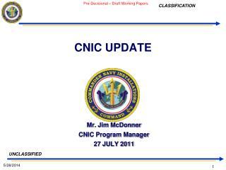 CNIC UPDATE