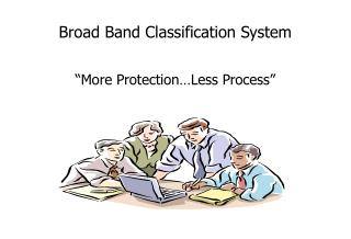 Broad Band Classification System