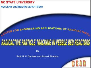 Radioactive Particle Tracking