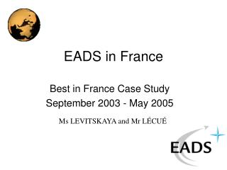 EADS in France