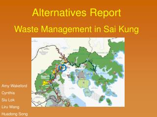 Alternatives Report Waste Management in Sai Kung