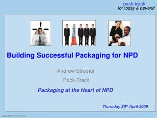 Building Successful Packaging for NPD