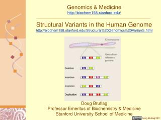 Genomics  Medicine biochem158.stanford