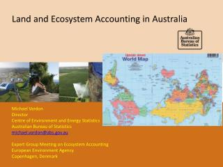 Land and Ecosystem Accounting in Australia