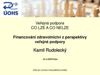 Verejn  podpora  CO LZE A CO NELZE  Financov n  zdravotnictv  z perspektivy  verejn  podpory