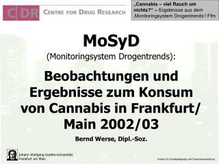 Johann Wolfgang Goethe-Universit t Frankfurt am Main