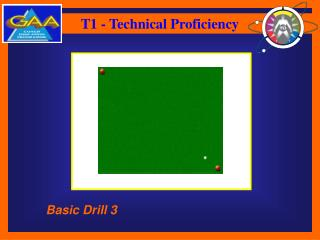 T1 - Technical Proficiency