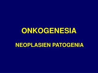 ONKOGENESIA