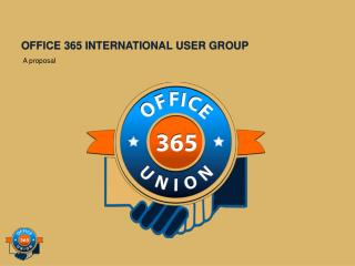 Office 365 International User Group