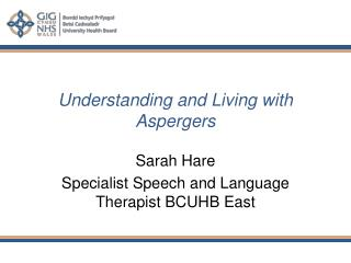 Understanding and Living with Aspergers