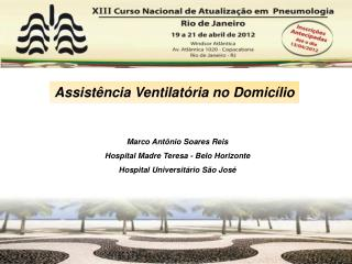 Assist ncia Ventilat ria no Domic lio