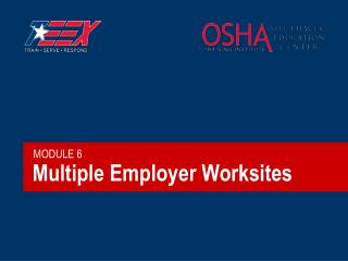 Multiple Employer Worksites