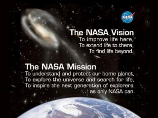 New Budget Initiatives for NASA in FY04