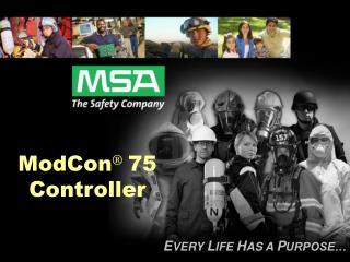 ModCon  75 Controller