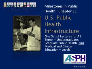 U.S. Public Health Infrastructure
