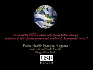 What is the Public Health  Practice PHP Program