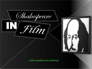 Baz Luhrmann: William Shakespeare s RomeoJuliet 1996
