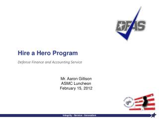 Hire a Hero Program
