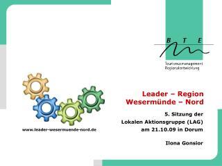 Leader   Region Weserm nde   Nord