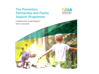 Parenting self-efficacy and parenting programme provision