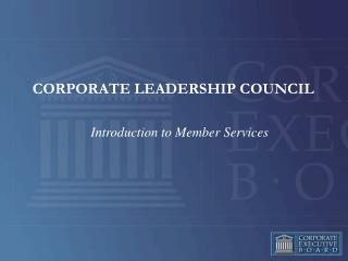 Overview of Membership Programs
