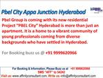 Pbel City @09999620966 Appa Junction Hyderabad