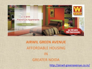 airwil green avenue