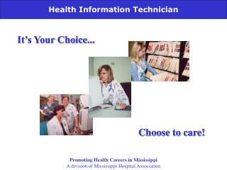 Health Information Technician