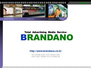 Total  Advertising  Media  Service  BRANDANO