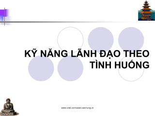K NANG L NH  O THEO T NH HUNG